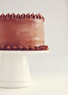 Vanilla Buttermilk Cake via Sweetapolita