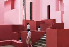 Architecture Meets Perfect Colour Palettes in June Kim & Michelle Cho's Captivating Images | http://www.yellowtrace.com.au/june-kim-michelle-cho-photography/