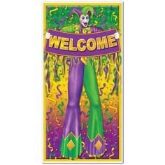 Mardi Gras Decorations | eBay