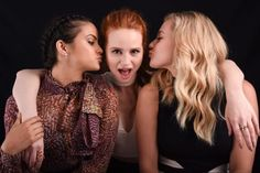 27 Times The 'Riverdale' Cast Were Completely Adorable IRL