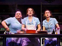 Waitress: Murder of Adrienne Shelly Is the Tragic Story Behind Broadway Musical Broadway Theatre, Musical Theatre, Broadway Shows, Kari Jobe, Florence Welch, Pentatonix, Imagine Dragons, Adrienne Shelly, Jessie Mueller