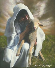 """""""For you were straying like sheep, BUT HAVE NOW RETURNED to the Shepherd and Overseer of your souls,"""" 1 Peter 2:25."""