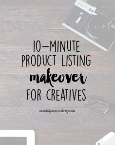 product listing makeover to improve your copywriting and sell more in creative business by Lisa Jacobs on Marketing Creativity Etsy Business, Craft Business, Business Advice, Business Planning, Creative Business, Online Business, Business Help, Ecommerce, Etsy Seo
