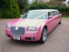 Riding Around In My Pink Limousine ||