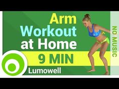 Arm workout for women at home. Dumbbell exercises to get rid of flabby arms fast. Workout with weights to tone and define your arm. ⦿ Calorie Burn: 50 - 78 ⦿...