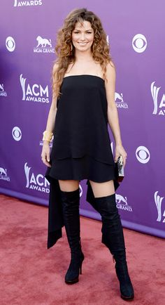 Shania Twain at the Academy of Country Music Awards 2013. I miss Shania - she needs to come back and sing!