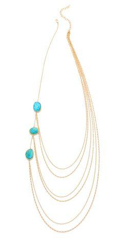 Heather Hawkins Adjustable Layered Necklace