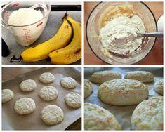 Bine ati venit in Bucataria Romaneasca TIMPI DE PREPARARE Timp de preparare: 10 min Timp de gatire: 10 min Gata in: 20 min INGREDIENTE 2 albușuri 2 banane bine coapte fulgi de cocos PREPARARE Fursecurile nevinovate sunt dietetice, nu conțin zahăr sau făină și necesită doar trei ingrediente ieftine. Uite cum le faci în 20 … 20 Min, Something Sweet, Muffin, Ice Cream, Favorite Recipes, Cheese, Cookies, Breakfast, Desserts