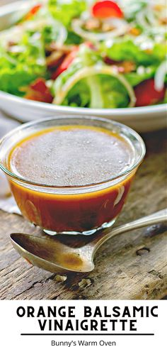 Healthy Salad Recipes, Diet Recipes, Cooking Recipes, Salad Dressing Recipes, Salad Dressings, Salad Bar, Soup And Salad, Balsamic Vinegarette, Eating Light