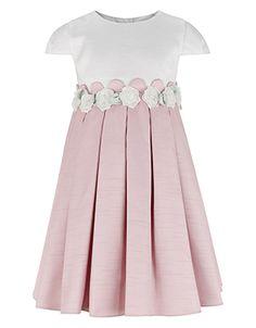 Baby Maisa Dress | Pink | Monsoon