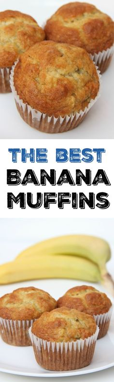 The best banana muff