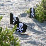 Pirate treasure hunt -lots of great ideas
