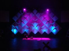 How to create Big Stages with Small Budgets: Materials, Supplies, project plans, etc.
