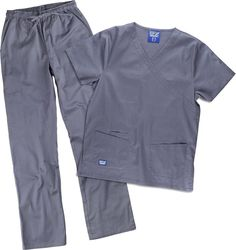 Divisa unisex Casacca Pantalone Infermiere Fisioterapista GREY S ANATOMY  Strech e054949d00f