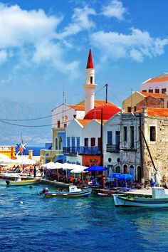 Kastelorizo Island , Greece -so many places I want to see in this country