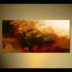 Abstract Painting - Original Contemporary Modern Art by Osnat.    As this is a MADE-TO-ORDER painting, it will besimilar to the one you see here,