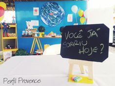 Decoração Perfil Provence.  O mundo de Davi