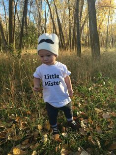 Little mister T-shirt/onesie by LittleMisterThreads on Etsy