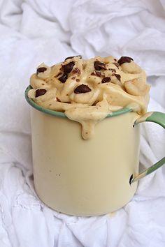 Nice Cream, Juice Smoothie, Cookie Dough, Sweet Treats, Vegan Recipes, Food Porn, Food And Drink, Pudding, Tasty