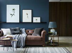 The beautiful (and comfortable!) Patrick sofa ❤️