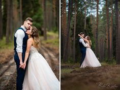 Najpiękniejsze zdjęcia ślubne  Fotograf ślubny Kraków  Fotografia ślubna Kraków  www.BialeKadry.pl    #sesja #plenerowa #wedding #dress #couple #hug #forest #fashion #photoshoot #różowa #suknia #ślubna