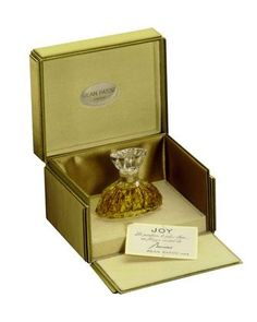Jean Patou Joy Baccarat Pure Perfume~$1,500 This I would buy, I LOVE GOOD PERFUME!! <3