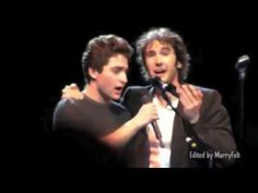 A Young Man From the Audience Sings With Josh Groban - And Sounds JUST L...  This is what started Forte