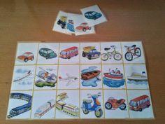 Recursos para docentes: Lotos de Medios de Transporte