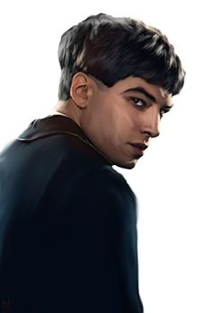 Credence Barebone - Fantastic Beasts and Where to Find Them