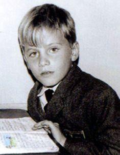 Viggo Mortensen as a boy - For a chance to meet him, vote for Viggo Mortensen at http://CelebCharityChallenge.org !