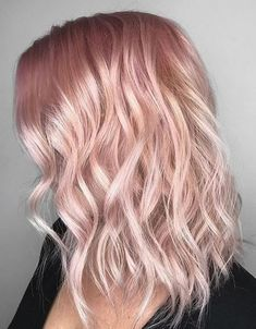 Hair Color Ideas 2017/ 2018 : pastel pink hair color Discovred by : Mane Interest