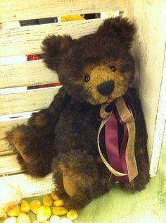Benson by my Mom Teri Kehrli of Kehrli Bears