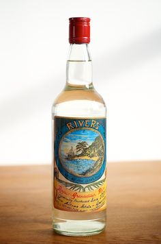 Rivers Rum, Grenada. Look what we brought back! Couldn't bring the 'hard stuff' home, lol :)