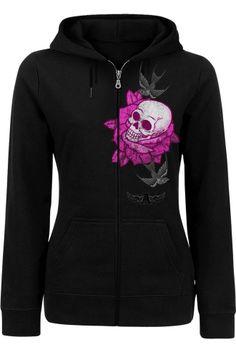 skull and sparrow jacket