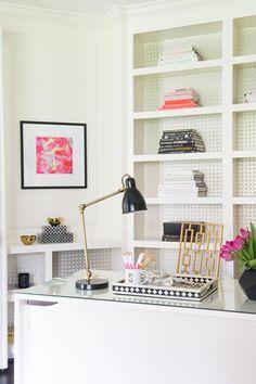 My home office featured on The Washingtonian | Naina Singla