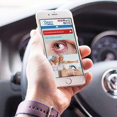 Antalya'nın en iyi tıp merkezlerinden Orbit Tıp Merkezi'nin responsive olarak yenilenen web sitesi yayında! www.orbitgozmerkezi.com