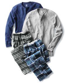 flannel lounge wear