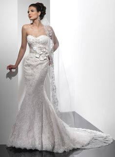 Suzette - by Maggie Sottero...this one says its mermaid...but you never know @Sarah Scott