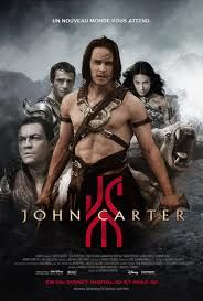 John Carter - Brilliant Sci-Fi movie #mars #movie