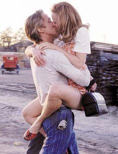the notebook(Rachel McAdams & Ryan Gosling) Alfred Stieglitz, Victor Hugo, Best Kissing Scenes, Allie And Noah, Ryan Gosling And Rachel Mcadams, Ah O Amor, Romeo Und Julia, We Heart It, Nicholas Sparks
