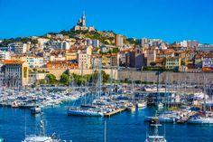 Porta de entrada da Provença Marselha é destino que se reinventa