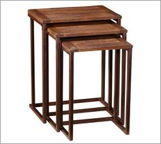 Pb granger nesting tables