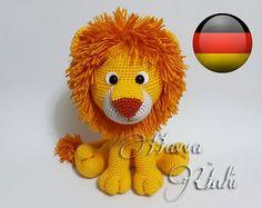 31 Besten Crochet Lion Bilder Auf Pinterest Crochet Lion