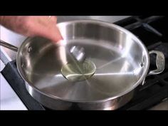 How Much Heat To Use When Sauteing : The Reluctant Gourmet