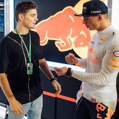 "70.5k lượt thích, 418 bình luận - Max Verstappen (@maxverstappen1) trên Instagram: ""Brothers  @louisvanbaar"""
