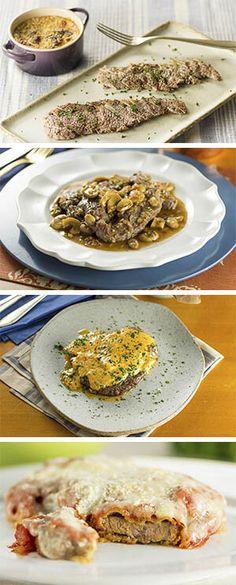 Faça fácil: molhos para servir com bife por Academia da carne Friboi