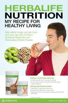SASA'S HEALTHY NUTRITION TIP of the DayClick on the Pic! Just contact/call me now: SABRINA INDEPENDENT HERBALIFE DISTRIBUTOR SINCE 1994 https://www.goherbalife.com/goherb/ Call USA: +1 214 329 0702 Italia: +39- 346 24 52 282 Deutschland: +49- 5233 70 93 696