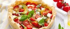 Una torta salata a base di Pasta Sfoglia, farcita con biete, olive e formaggio brie. Da fare comodamente in forno e mangiare dove vuoi.