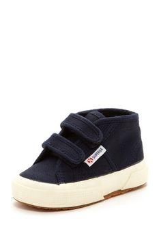Superga High Top Canvas Velcro Sneaker on HauteLook