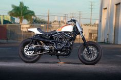 2001 Harley Sportster 1200 by Speed Merchant - found on Racing Cafe